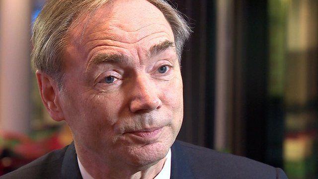 Sam Laidlaw, chief executive of Centrica