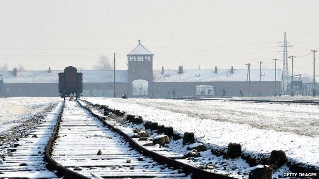 Germany arrests three suspected Auschwitz guards