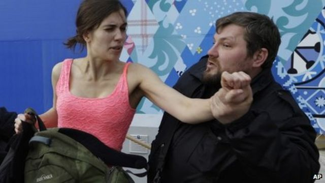Russian deputy PM dismisses assault on Pussy Riot