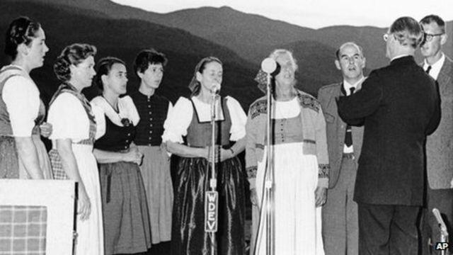 Maria von Trapp, last member of Sound of Music family, dies