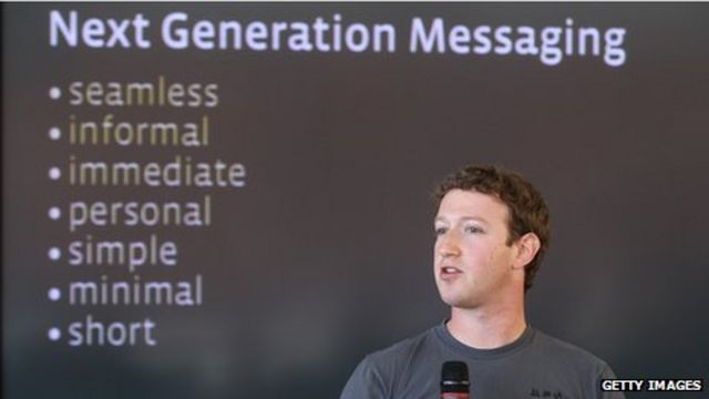 Facebook quietly ends email address system