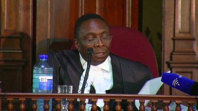 Judge Dunstan Mlambo