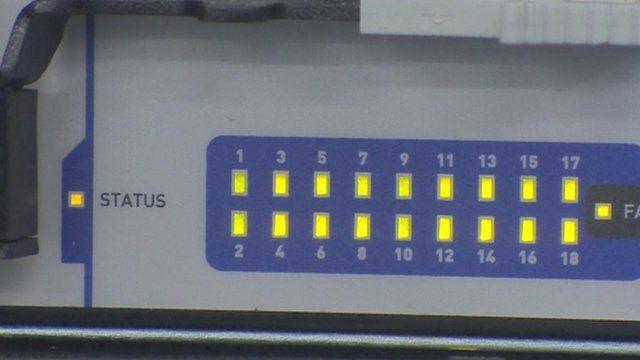 Super-computer display
