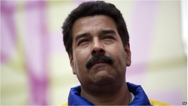 Venezuela protests to blame for 50 deaths, says Maduro
