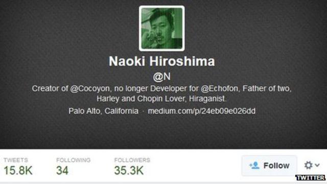 'Stolen' Twitter username 'returned'