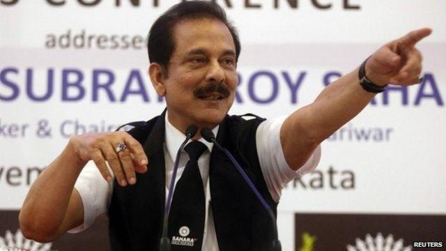 India court orders Sahara chief Subrata Roy's arrest