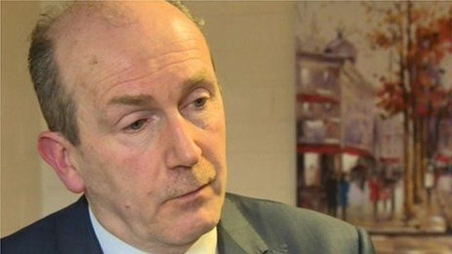 Kieran Downey said the trust had been shocked by the allegations