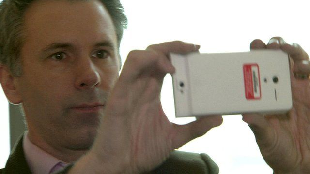 Google's Project Tango: 3D mapping on a smartphone