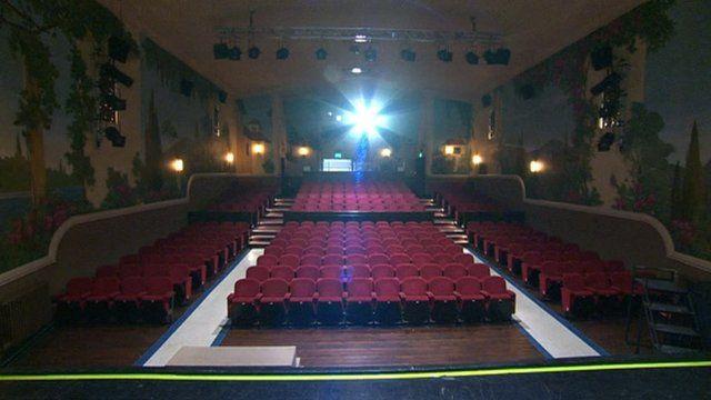 Regal cinema Tenbury Wells