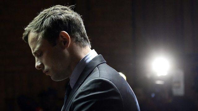 File picture of Oscar Pistorius