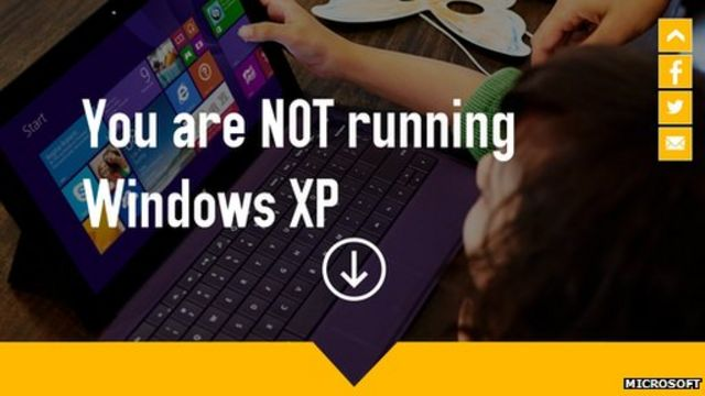 XP - the operating system that will not die