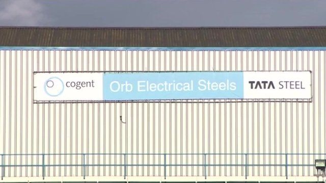 Orb Electrical Steelworks