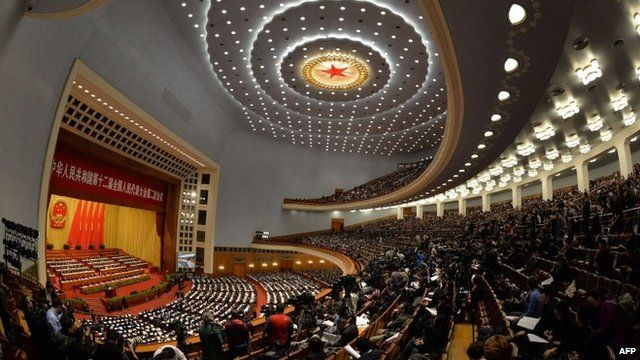The Great Hall of the People
