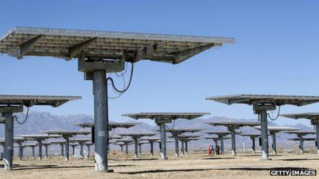 Chaori Solar in landmark Chinese bond default
