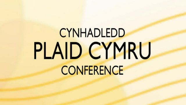 Cynhadledd wanwyn Plaid Cymru