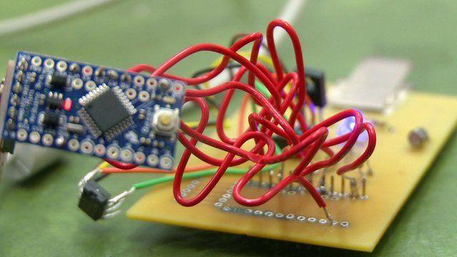 Can an 'electronic lollipop' simulate taste?
