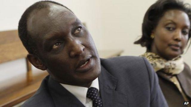South Africa expels Rwanda diplomats