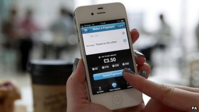 Mobile phone payments system to be launched by banking industry