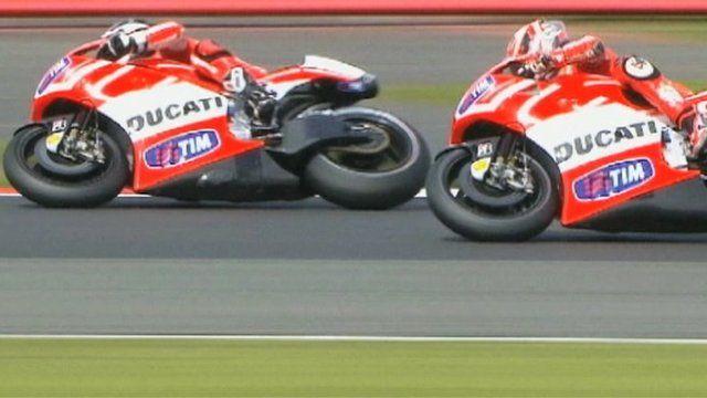 Motorbike racing (generic)