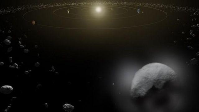 Nasa seeks coders to hunt asteroids