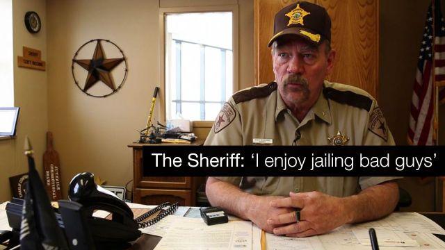 Sheriff Scott Busching