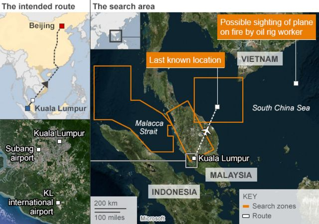 Malaysia Airlines MH370: China in new 'debris' clue