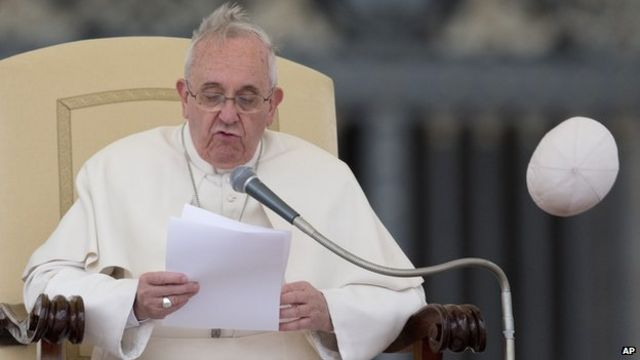Pope Francis marks one year at the Vatican