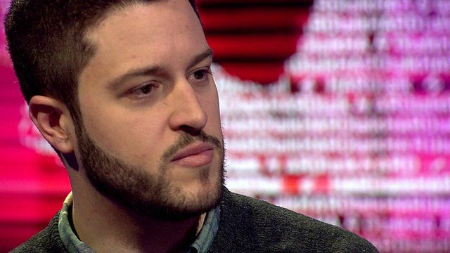Founder of Defense Distributed, Cody Wilson