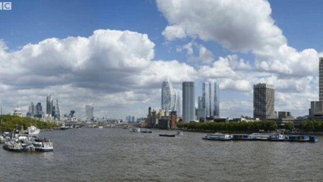 London skyline plans