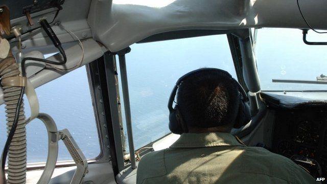 Indonesian Air Force military surveillance aircraft