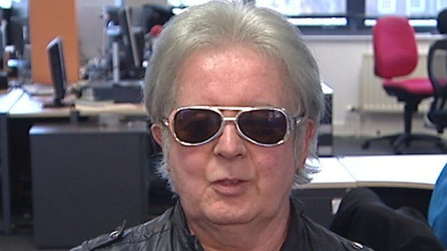 Lord Biro of the Elvis Bus Pass party