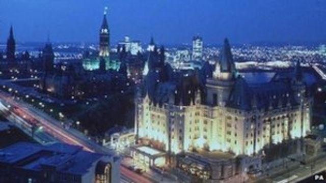 Russian diplomat 'stabbed' in Ottawa fight