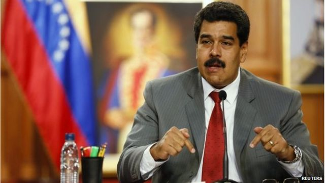 Venezuela accuses US secretary of state of 'murder'