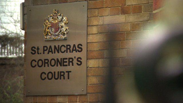 St Pancras Coroner's Court