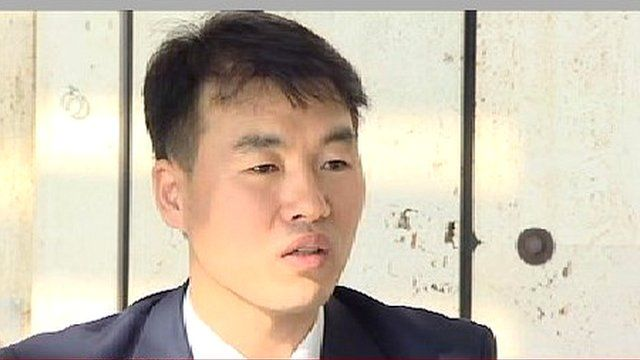 Kim Young-il, defector from North Korea