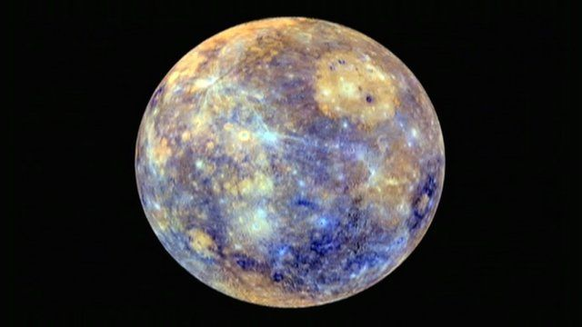 Image of Mercury