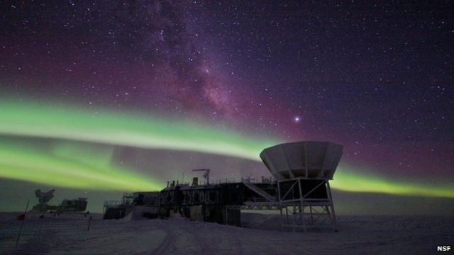 Cosmic inflation: Confidence lowered for Big Bang signal