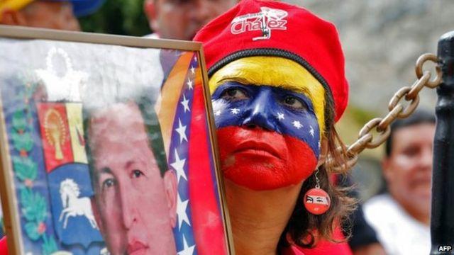 Venezuelan forces clear Caracas protest hotspot