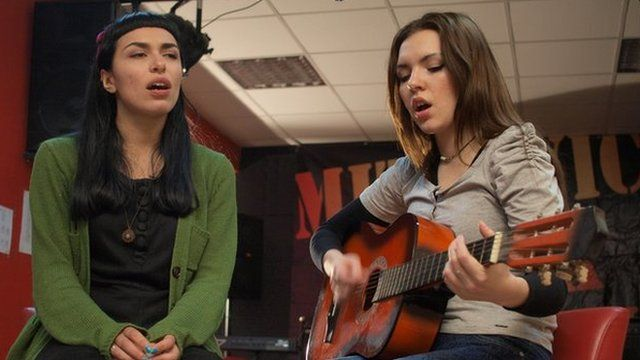 Kosovo youth reunited through rock music