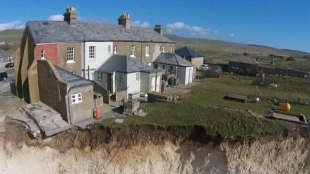 Birling Gap cottages