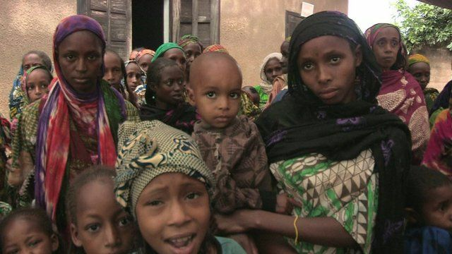 Central African Republic: 'Massive scale ethnic cleansing'