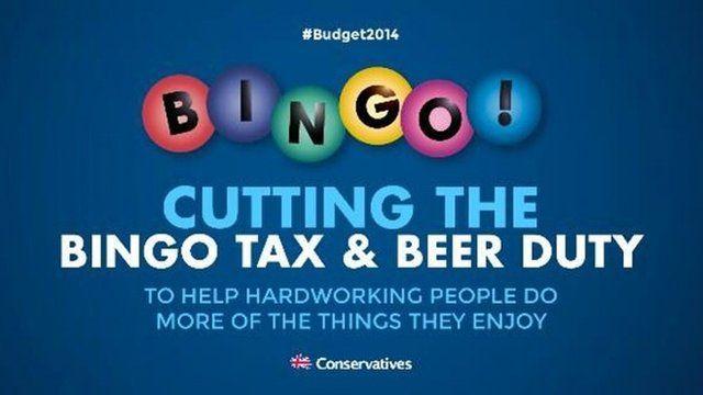 Conservative advert