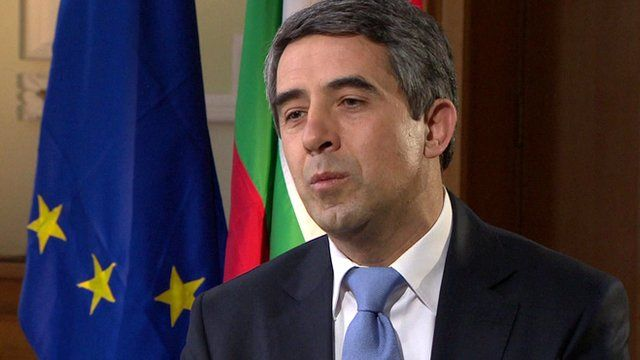 President of Bulgaria, Rosen Plevneliev