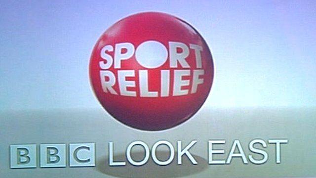 Sport Relief Look East