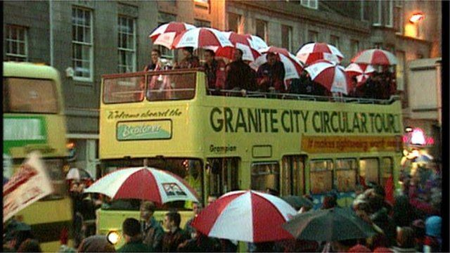 old dons bus