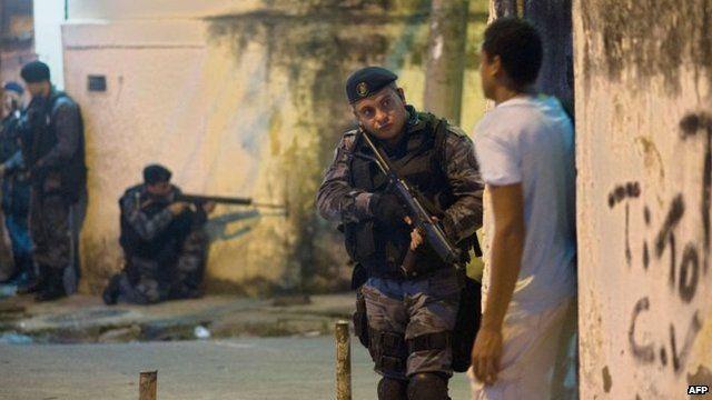 Rio de Janeiro to get federal troops to quell recent violence
