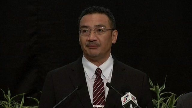 Malaysia's acting transport minister