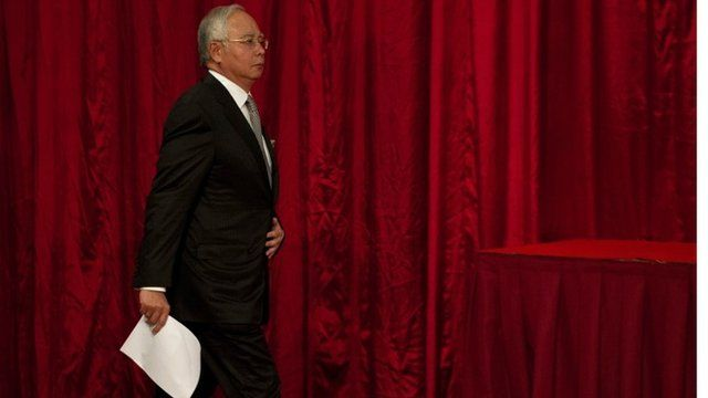 "Malaysia""s Prime Minister Najib Razak"