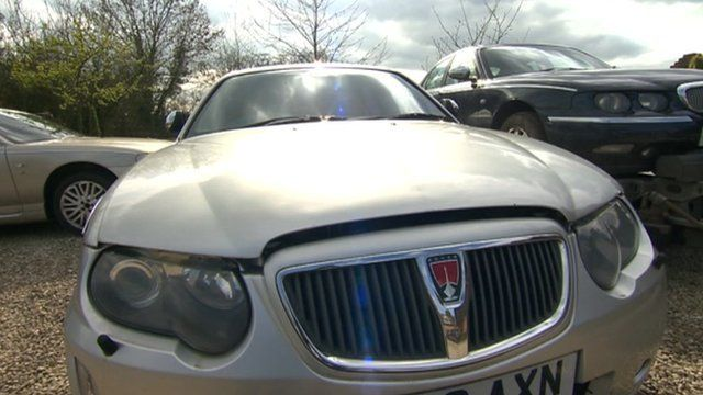 More than 60,000 Rover 75s are still on the road