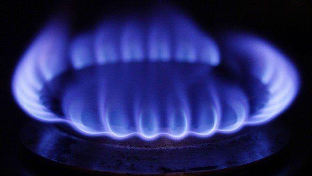 File photo of a gas hob